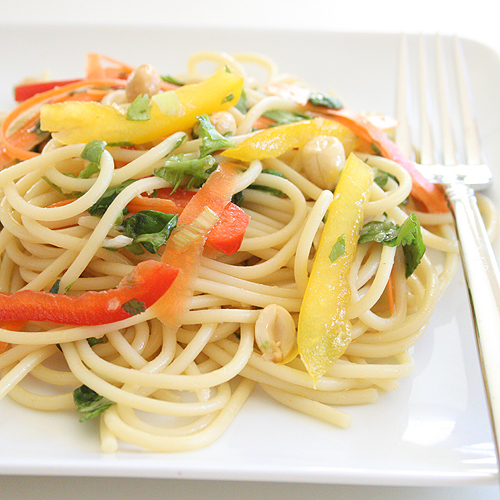 Asian Noodle Salad