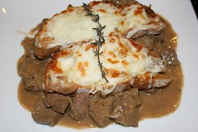 Spring break roast beef - 1 8